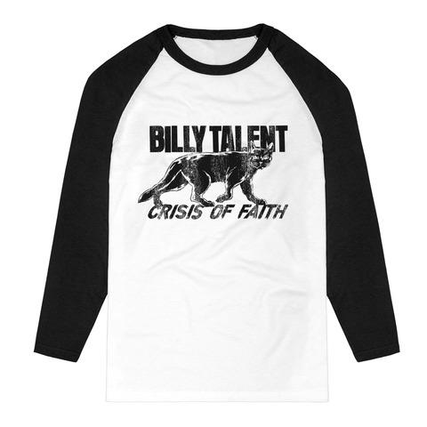 Logo Cat von Billy Talent - Raglan Longsleeve jetzt im Bravado Store