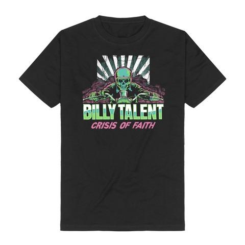 Race Skull von Billy Talent - T-Shirt jetzt im Bravado Store