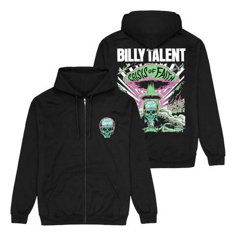 Skull Logo von Billy Talent - Kapuzenjacke jetzt im Bravado Store