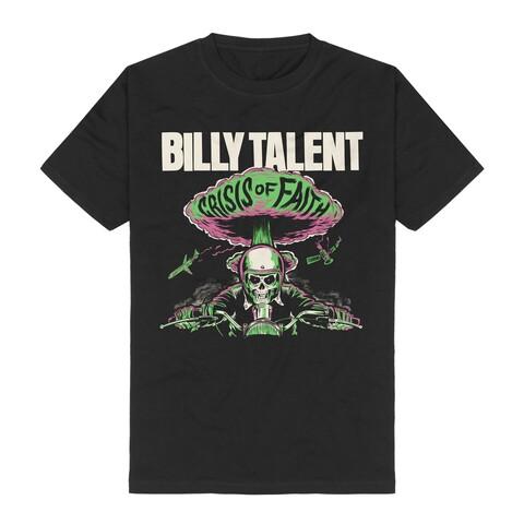 COF Rider von Billy Talent - T-Shirt jetzt im Bravado Store