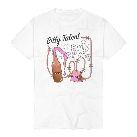 End Of Me von Billy Talent - T-Shirt jetzt im Bravado Store