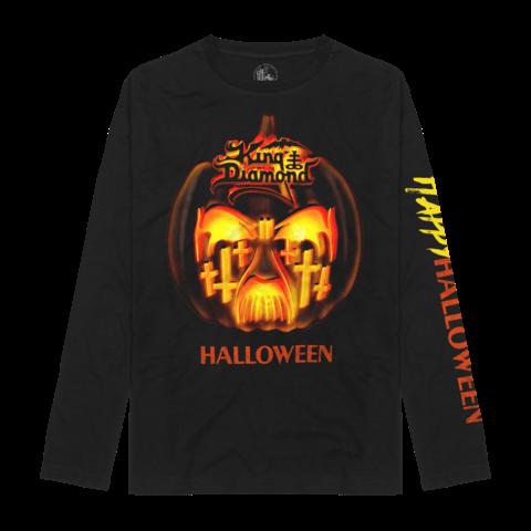 Halloween Face von King Diamond - Longsleeve jetzt im Bravado Store