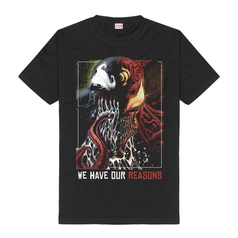 Venom - Reasons von Marvel Comics - T-Shirt jetzt im Bravado Store