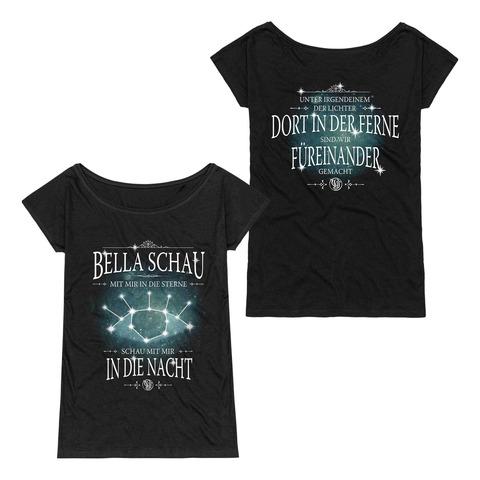 Bella Schau von Versengold - Girlie Shirt jetzt im Bravado Store