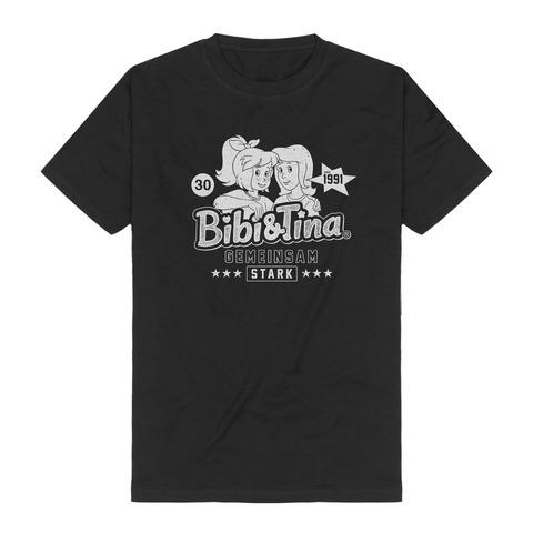 Jubiläum unisex TS - Gemeinsam Stark! von Bibi & Tina - Unisex Shirt jetzt im Bravado Store