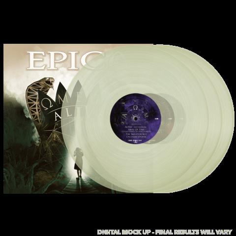Omega Alive (Ltd Excl 3LP Glow In The Dark) von Epica - 3LP jetzt im Bravado Store