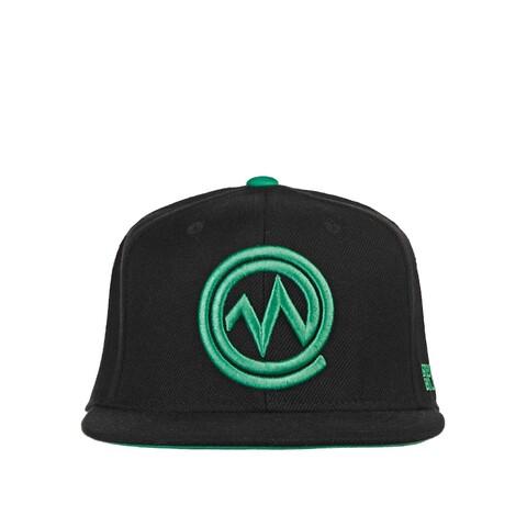 √Marsi Green on Black Cap von Marteria - Hats/Caps jetzt im Bravado Shop