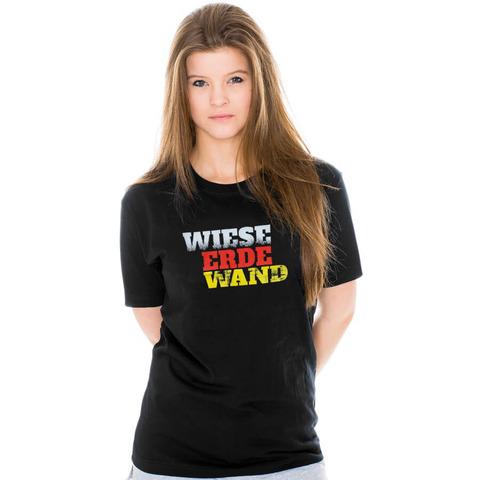 √Wiese Erde Wand Girlie von Schwatzgelb -  jetzt im Bravado Shop