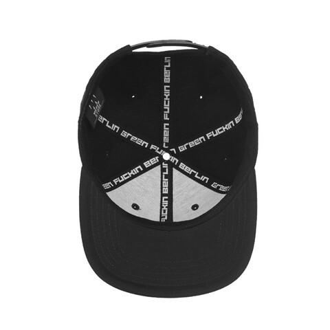 √Marsi Black on Black Cap von Marsimoto - Hats/Caps jetzt im Bravado Shop