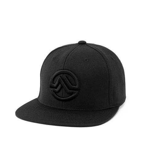 √BLK on BLK Logo Cap von Marteria - Hats/Caps jetzt im Bravado Shop