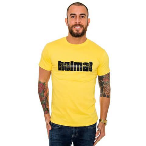 √Heimat T-Shirt von Schwatzgelb - T-Shirts jetzt im Bravado Shop