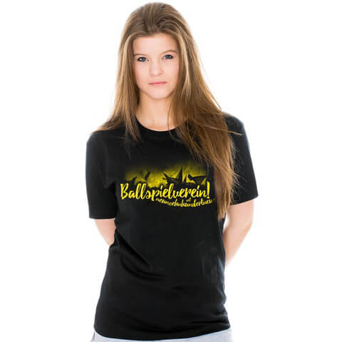 √Kurvenleuchten Girl-Shirt von Schwatzgelb - Girlies jetzt im Bravado Shop