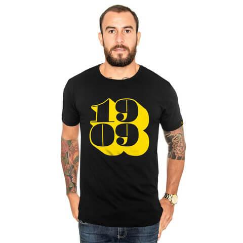 √Retro 1909 T-Shirt von Schwatzgelb - T-Shirts jetzt im Bravado Shop