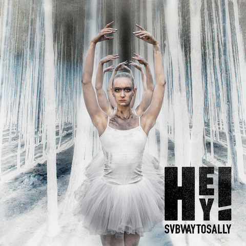 √HEY! (Limited Fan Edition CD+DVD) von Subway To Sally - CD jetzt im Bravado Shop