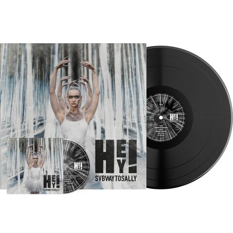 √HEY! (Limited Vinyl Edition inkl. CD) von Subway To Sally - LP jetzt im Bravado Shop