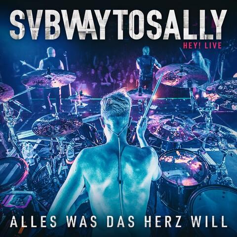 √HEY!LIVE - ALLES WAS DAS HERZ WILL (2CD) von Subway To Sally - CD jetzt im Bravado Shop