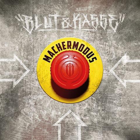 Machermodus (Ltd.Fan Edt.) von Blut & Kasse - CD jetzt im Bravado Shop