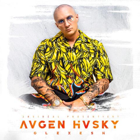 √Augen Husky von Olexesh - CD jetzt im Bravado Shop