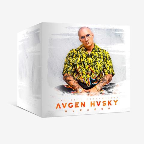 √Augen Husky (Ltd. Deluxe Box) von Olexesh - Box jetzt im Bravado Shop