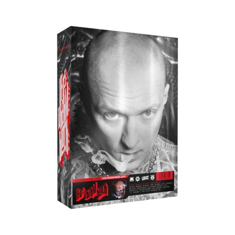 OLEXESH x HELLYES - UFOS ÜBERM BLOCK (LTD. BOX) von Olexesh - Boxset jetzt im Bravado Store