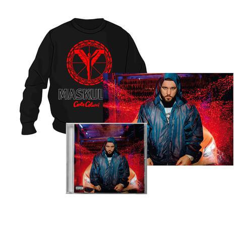 √ATLANTIS (Ltd. Bundle / Colucci Sweatshirt) von Fler - Box jetzt im Bravado Shop