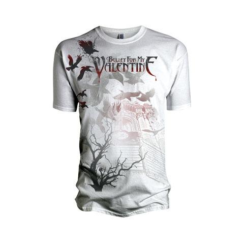 Crows von Bullet For My Valentine - T-Shirt jetzt im Bravado Shop