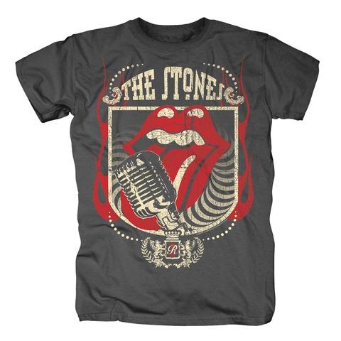 √40 Licks von The Rolling Stones - T-Shirt jetzt im Bravado Shop