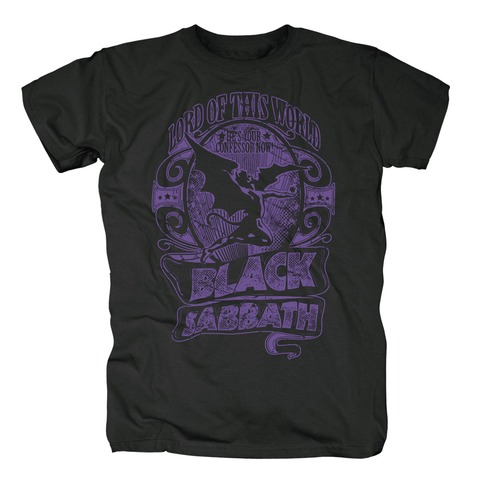 √Lord Of This World von Black Sabbath - T-Shirt jetzt im Bravado Shop