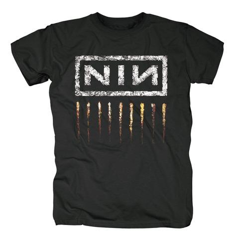 √Downward Spiral von Nine Inch Nails - T-shirt jetzt im Bravado Shop