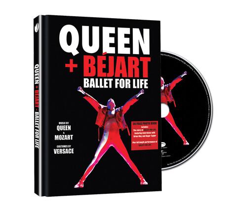 √Ballet For Life (Ltd. Deluxe Edition DVD) von Queen + Bejart - DVD jetzt im Bravado Shop