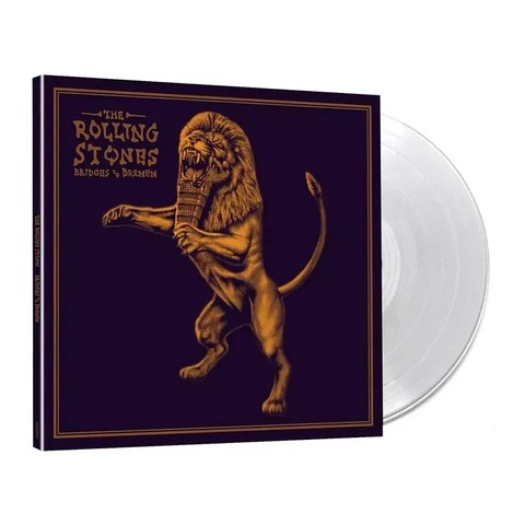 √Bridges To Bremen (Ltd. Coloured 3LP) von The Rolling Stones -  jetzt im Bravado Shop
