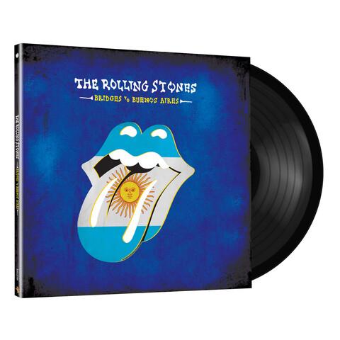 √Bridges To Buenos Aires (3LP) von The Rolling Stones - 3LP jetzt im Bravado Shop
