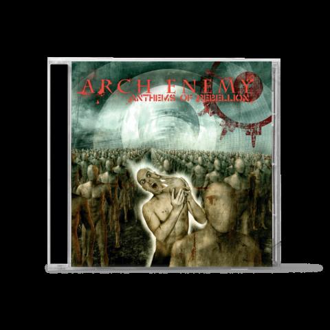 Anthems Of Rebellion von Arch Enemy - 1CD jetzt im Bravado Store