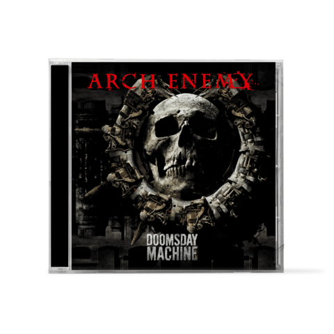 Doomsday Machine von Arch Enemy - 1CD jetzt im Bravado Store
