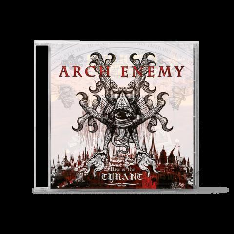 Rise Of Tyrant von Arch Enemy - 1CD jetzt im Bravado Store