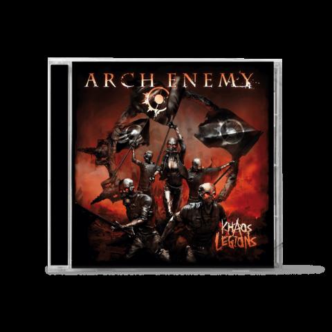 Khaos Legions von Arch Enemy - 1CD jetzt im Bravado Store
