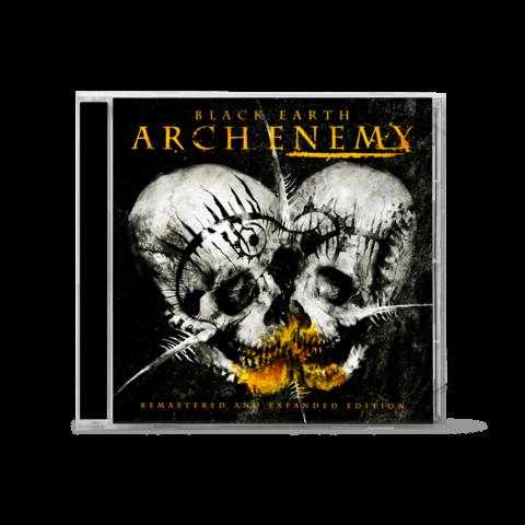 Black Earth (re-issue 2013) von Arch Enemy - 2CD jetzt im Bravado Store