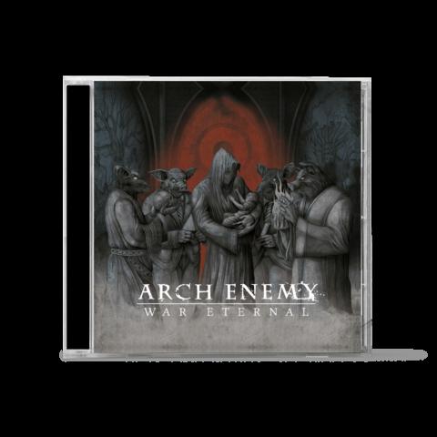 War Eternal von Arch Enemy - 1CD jetzt im Bravado Store
