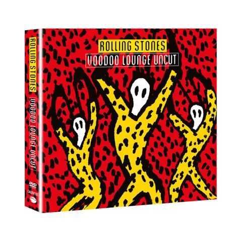 √Voodoo Lounge Uncut (DVD+2CD) von The Rolling Stones - CD jetzt im Bravado Shop