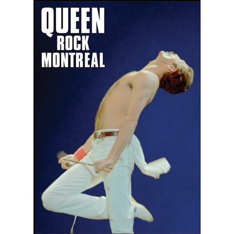 √Rock Montreal & Live Aid (BluRay) von Queen - BluRay jetzt im Bravado Shop