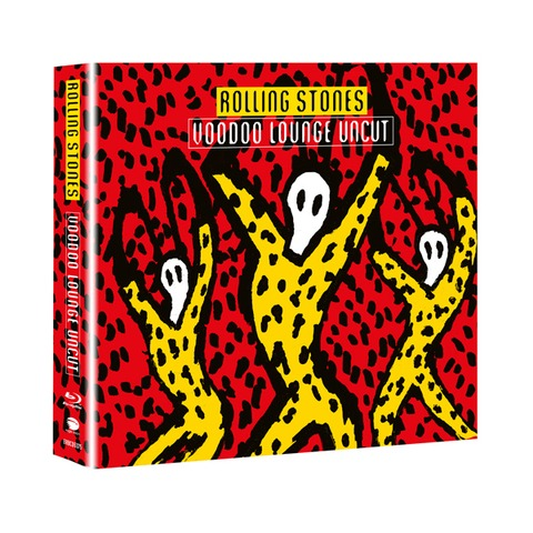 √Voodoo Lounge Uncut (SD Blu-Ray+2CD) - Live At The Hard Rock Sta von The Rolling Stones - CD jetzt im Bravado Shop