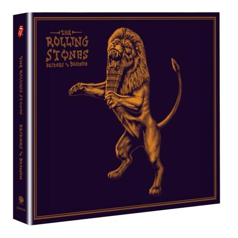 √Bridges To Bremen (2CD + BluRay) von The Rolling Stones - CD jetzt im Bravado Shop
