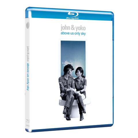 √Above Us Only Sky (Remastered 2010-2018) von John Lennon & Yoko Ono - BluRay jetzt im Bravado Shop