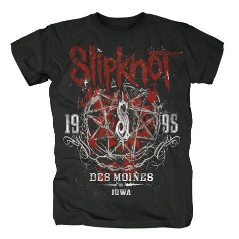 Iowa Star von Slipknot - T-Shirt jetzt im Bravado Shop