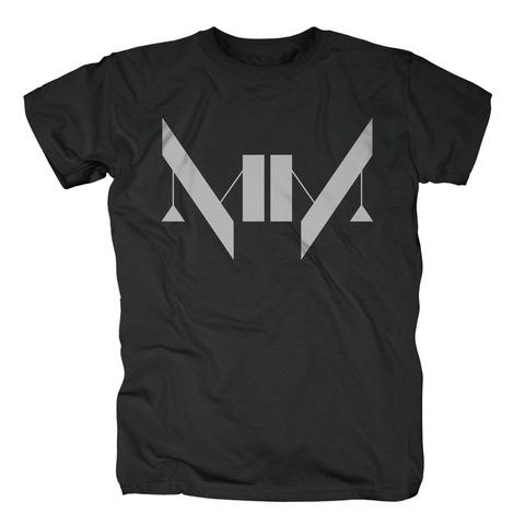 Monogram von Marilyn Manson - T-Shirt jetzt im Bravado Shop