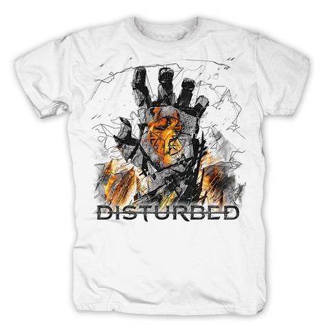 Smolder von Disturbed - T-Shirt jetzt im Bravado Shop