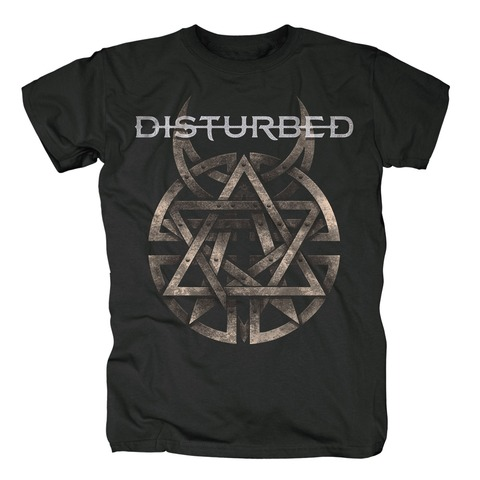 Symbol von Disturbed - T-Shirt jetzt im Bravado Shop
