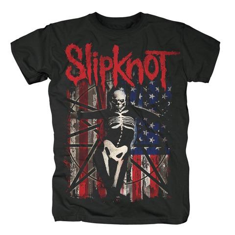 American Gothic von Slipknot - T-Shirt jetzt im Bravado Shop