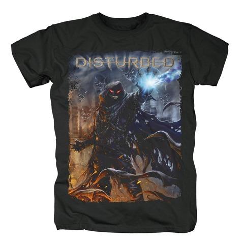 Dark Messiah von Disturbed - T-Shirt jetzt im Bravado Shop
