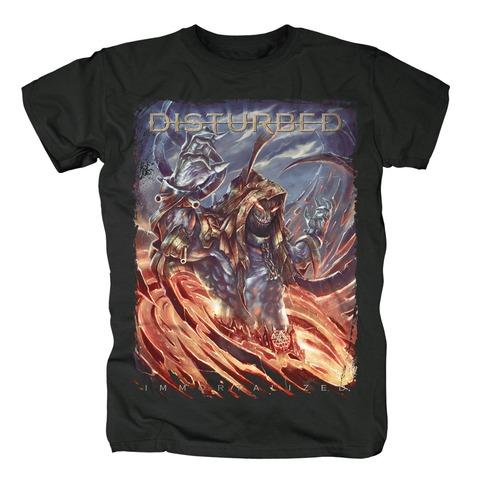 Get Even von Disturbed - T-Shirt jetzt im Bravado Shop